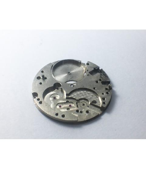 Landeron 39 main plate part