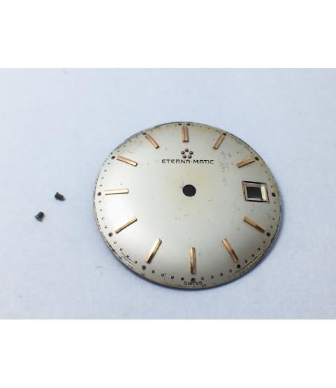 Eterna 1424U Matic dial watch part 34 mm