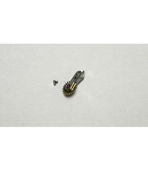 Girard-Perregaux 3080 sliding gear, mounted part