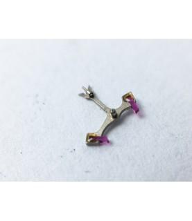 Eterna 1424U jewelled pallet fork and staff anker part 710