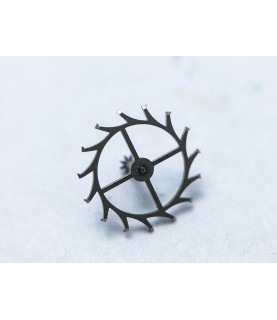 Eterna 1424U escape wheel and pinion with straight pivots part 705