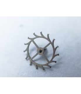 Tissot 709 escape wheel and pinion with straight pivots part 705