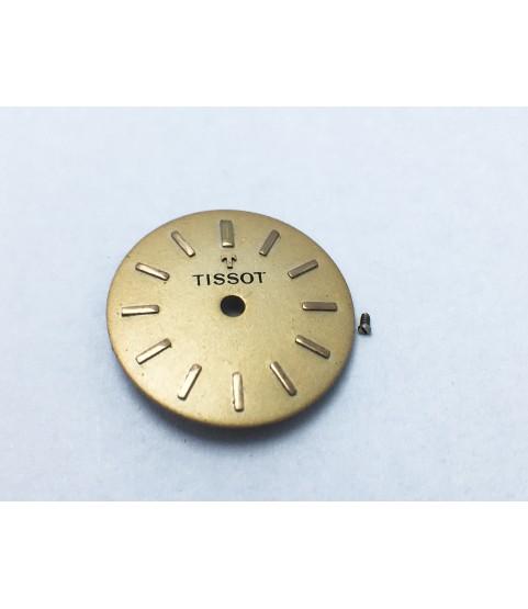 Tissot 709 watch dial 14.5 mm part