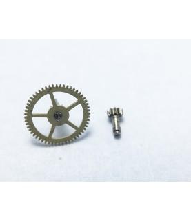 Tissot 712 center wheel with pinion part 206