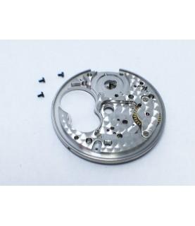 Zenith Defy 4037 power reserve main plate part 2551/1