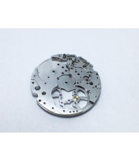 Zenith Defy 4037 main plate part 100