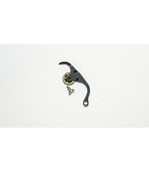 Girard-Perregaux 3080 coupling clutch, mounted part 8080