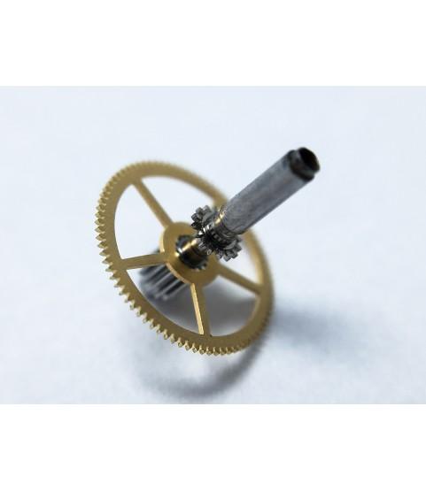 Zenith Defy 4037 center wheel and pinion part 205