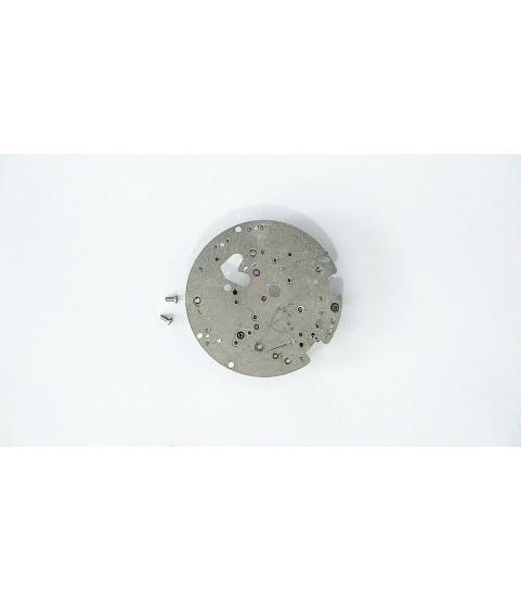 Girard-Perregaux 3080 chronograph mechanism plate part