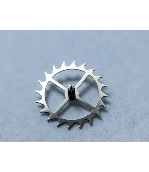 Zenith Defy 4037 escape wheel and pinion with straight pivots part 705