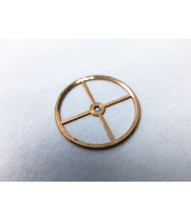 Omega 550 balance without hairspring regulated part
