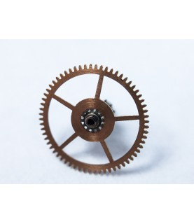 Omega 550 centre wheel with cannon pinion part 1224
