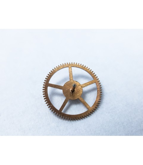 Omega 550 sweep second wheel and pinion part