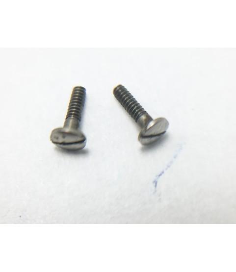 IWC caliber 60 screws movement holders part