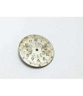 Venus 150 Wittnauer watch dial 30.0 mm part