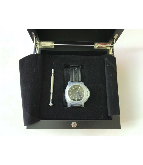 Panerai Luminor OP6834 Limited Edition men's watch with box 44mm