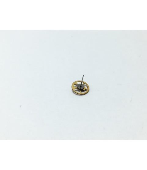 Venus 150 chronograph runner, mounted part 8000