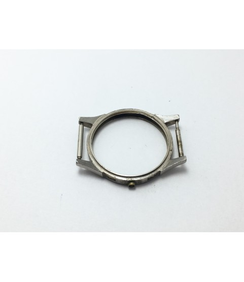 Venus 150 stainless steel chronograph case 32.5 mm