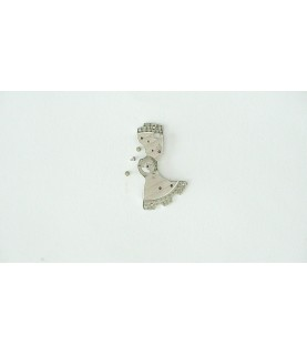 Girard-Perregaux 3100 train wheel bridge part