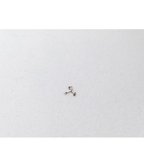 Cupillard 233-60 (FE 233-60) jewelled pallet fork and staff anker part 710
