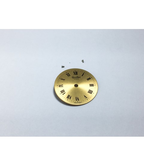 Unitas 6565 watch dial 20.0 mm part