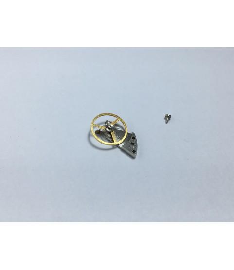 Unitas 6565 balance wheel with bridge part