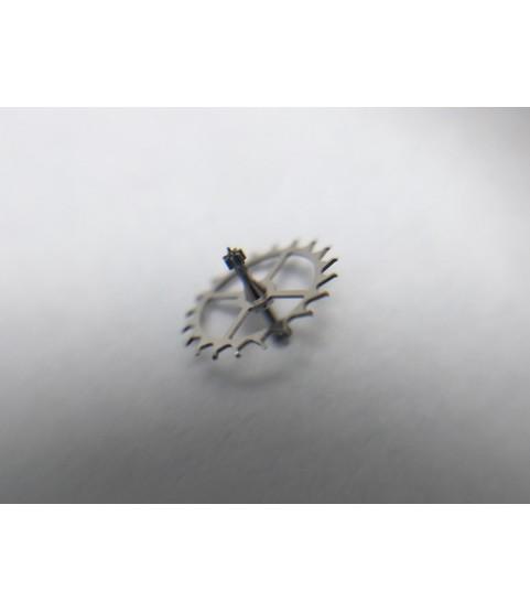 Tag Heuer caliber 6 (ETA 2895-2) escape wheel part 705