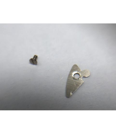 Tag Heuer caliber 6 (ETA 2895-2) additional indicator maintaining small plate part 2536/1