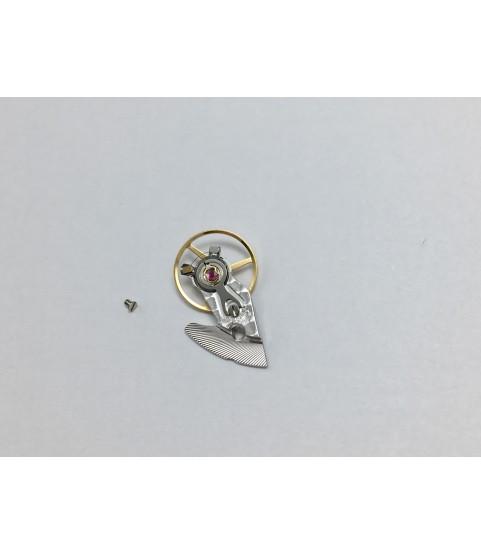 Tag Heuer caliber 6 (ETA 2895-2) balance wheel with bridge part