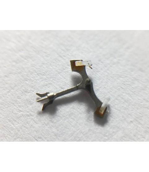 Landeron 48 jewelled pallet fork and staff anker part 710