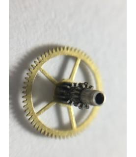 Landeron 48 center wheel with pinion part 206