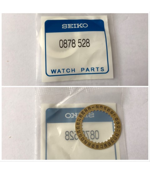 New champagne date indicator for Seiko watches 7T32A part 0878-528