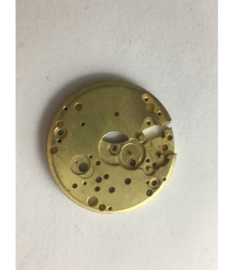 Zenith 106-50-6 main plate part