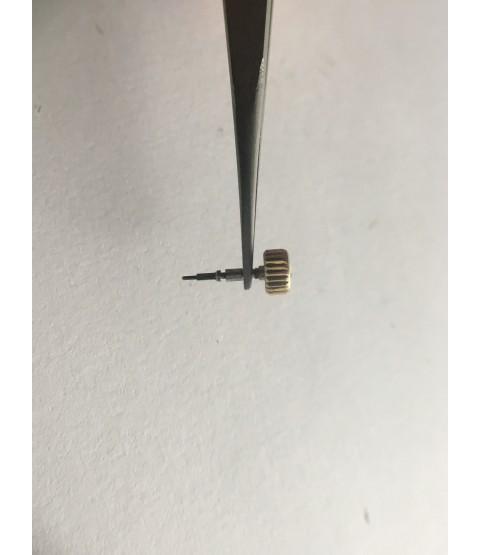 Zenith 1725 winding stem with work crown part 401