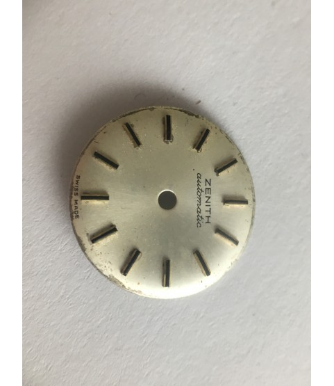 Zenith 1725 automatic watch dial 17.5 mm part