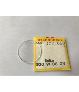 New crystal glass for Seiko XMF 300.860 300W08GN