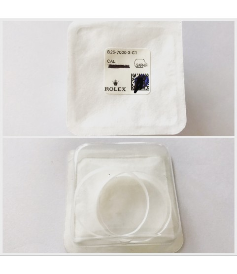 New Rolex Daytona sapphire crystal B25-7000-3-C1 116505, 116509