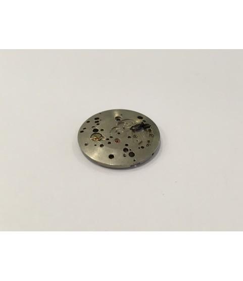 Zenith 2522 main plate part