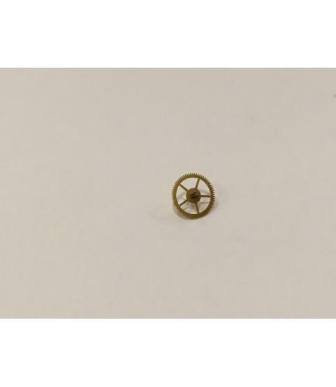 Zenith 106 center wheel with pinion part