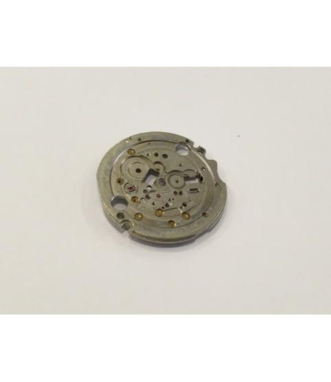 Seiko 7526A main plate part