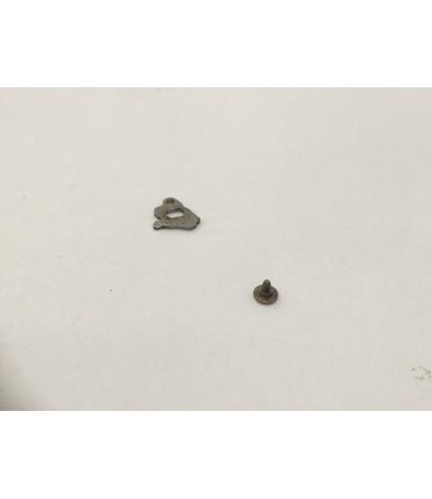 Seiko 5606A day-date corrector wheel rocking lever part 986560