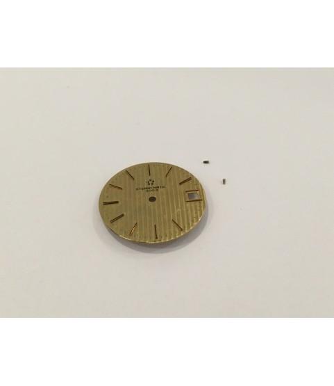 Eterna 1504k watch dial 28.5 mm part