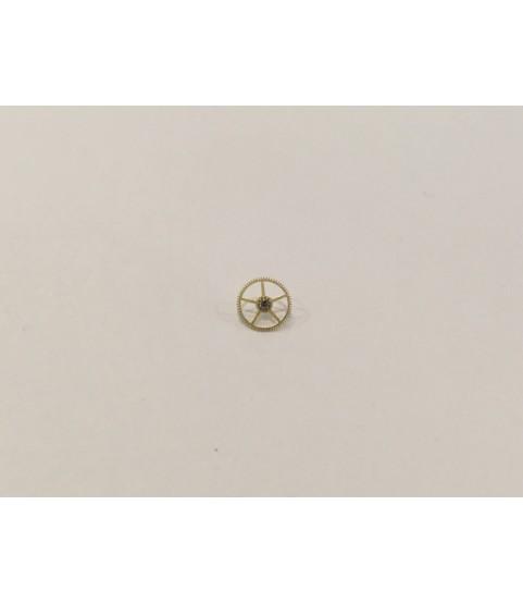 Tissot 781-1 center wheel with pinion part