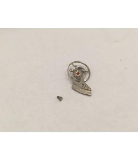 Tissot 781-1 balance wheel with bridge part