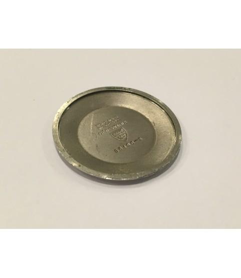 Tissot 27B-621 genuine back cover 31.5 mm part