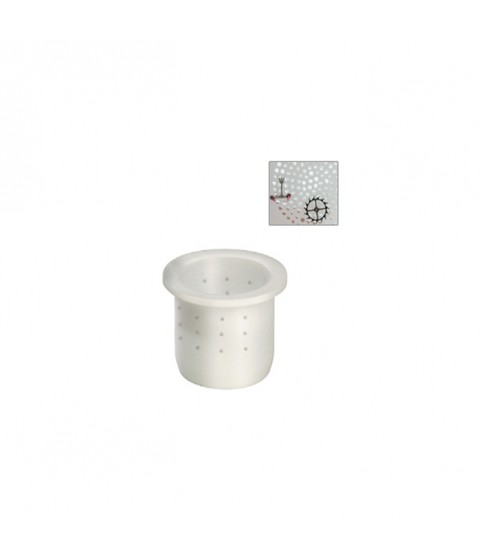 Delrin basket for Boley special bottle for small movement parts