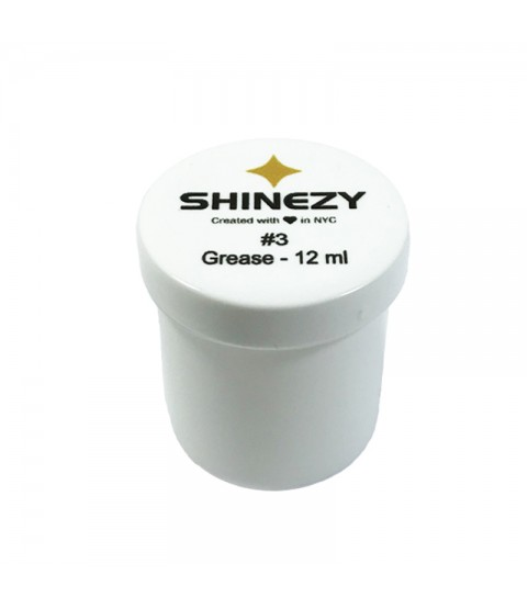Shinezy #3 Silicone Grease Waterproof Diver Watch Lubricant Gaskets O-Ring 12ml