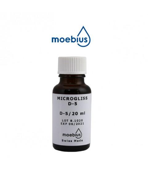 Moebius Microgliss D-5 watch oil lubricating high-quality Swiss 20ml