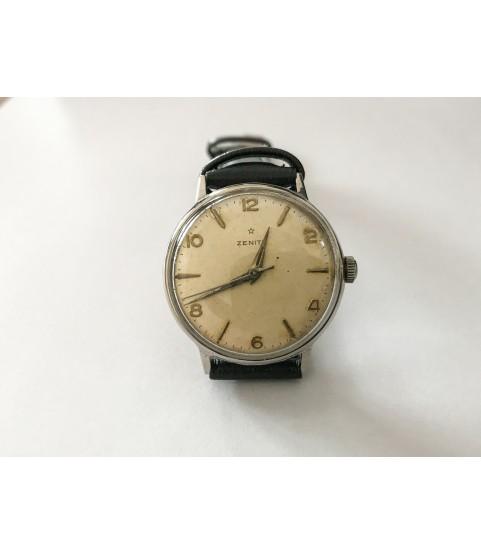 Vintage Zenith men's watch manual-winding 106-50-6 31mm