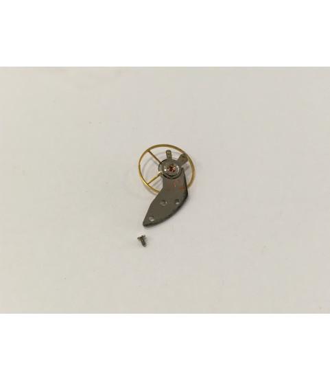 Seiko 6119C balance wheel with bridge part